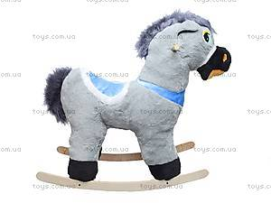 Каталка для детей «Лошадь Орлик», 40047сер, фото