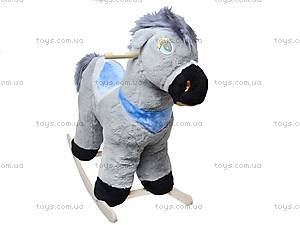 Каталка для детей «Лошадь Орлик», 40047сер
