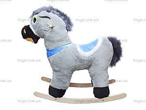 Каталка для детей «Лошадь Орлик», 40047сер, отзывы