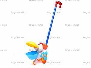 Каталка для детей «Пеликан», 345