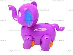 Каталка для детей «Слоник», 4948-112, игрушки