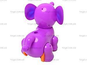 Каталка для детей «Слоник», 4948-112, детские игрушки