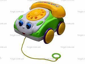 Каталка для детей «Телефон», 321-10A