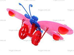 Каталка для деток «Бабочка», W882-3, фото