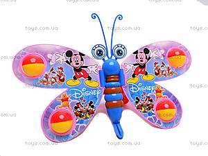 Каталка для деток «Бабочка», W882-3, цена