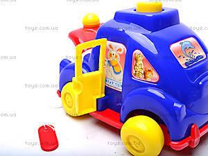 Каталка «Дружок», 5108, игрушки
