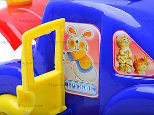 Каталка «Дружок», 5108, детские игрушки