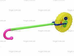 Каталка Fun Wheel, 1289A-2, детские игрушки
