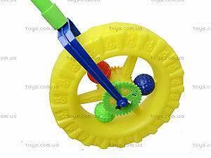 Каталка Fun Wheel, 1289A-2, toys