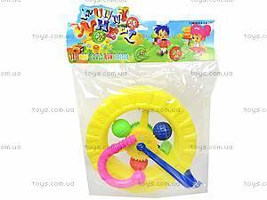 Каталка Fun Wheel, 1289A-2, іграшки