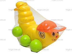 Каталка «Гусеница», 5100, игрушки