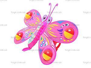 Каталка игрушечная «Бабочка», W883, фото