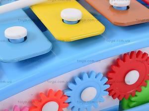 Каталка игрушечная «Ксилофон», 3059, цена