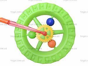Детская каталка-колесо на палке, 019, фото