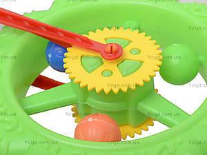 Каталка-колесо на палке для детей, 059B, фото