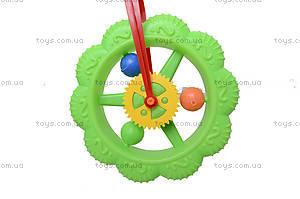 Каталка-колесо на палке для детей, 059B, цена
