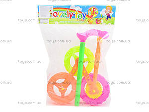 Каталка - колесо , 3626, детские игрушки