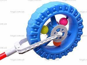 Каталка-колесо на палочке, 3009, цена