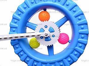 Каталка-колесо на палочке, 3009, игрушки