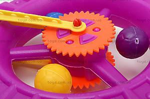 Каталка-колесо на палке, PF059C, фото