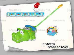 Каталка «Крокодил», ED1678R