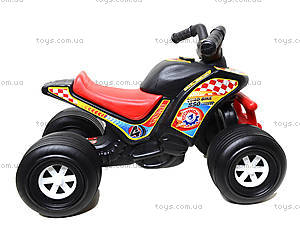 Каталка «Квадроцикл Технок», 4111, фото