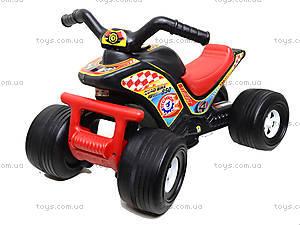 Каталка «Квадроцикл Технок», 4111, детские игрушки