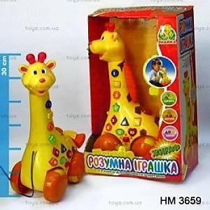 Каталка-логика «Жираф», HM3685