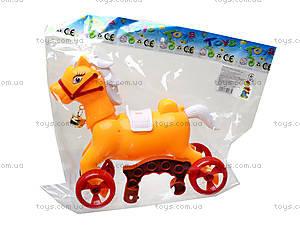 Каталка-лошадка с палкой, 850-20, цена