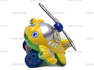 Каталка «Маленький вертолетик», 6006/7, цена