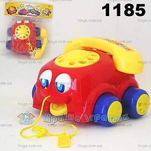 Детская игрушка-каталка «Машина», 1185
