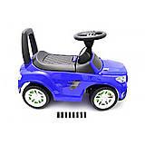 Каталка-машина Bambi, синяя, 2-001 СИН, купить