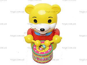 Каталка «Медвежонок», 1196, детские игрушки
