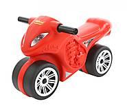Каталка-мотоцикл «Фантом», 46499, фото