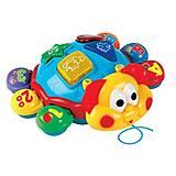 Каталка музыкальная «Жучок» для малышей, 34666, фото