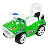 Машинка Hummer зеленая, 419, игрушки