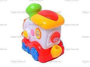Каталка-паровозик, 728-1K, купить