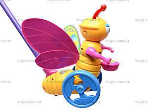 Детская каталка «Пчелка», 1181, детские игрушки