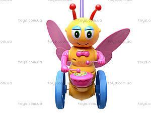 Детская каталка «Пчелка», 1181, магазин игрушек