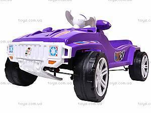 Каталка педальная для детей, 792, игрушки