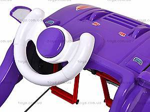 Каталка педальная для детей, 792, детские игрушки