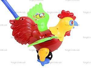 Каталка «Петушок», 1201, іграшки
