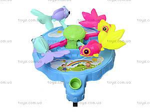 Каталка на палке «Рыбки», 359, игрушки