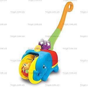 Каталка «Слон-циркач», 049759