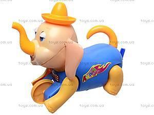 Каталка «Слоненок», 268A, цена