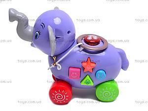 Каталка-слоник, 3007A