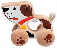 Каталка «Собачка» Lucy&Leo, LL193, купить