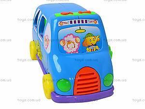 Каталка-сортер «Волшебный автобус», 1340E, цена