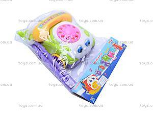 Каталка «Телефон», 0315, игрушки