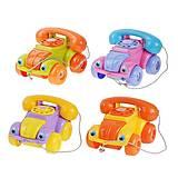 Игрушка-каталка «Телефон», 5106, купить